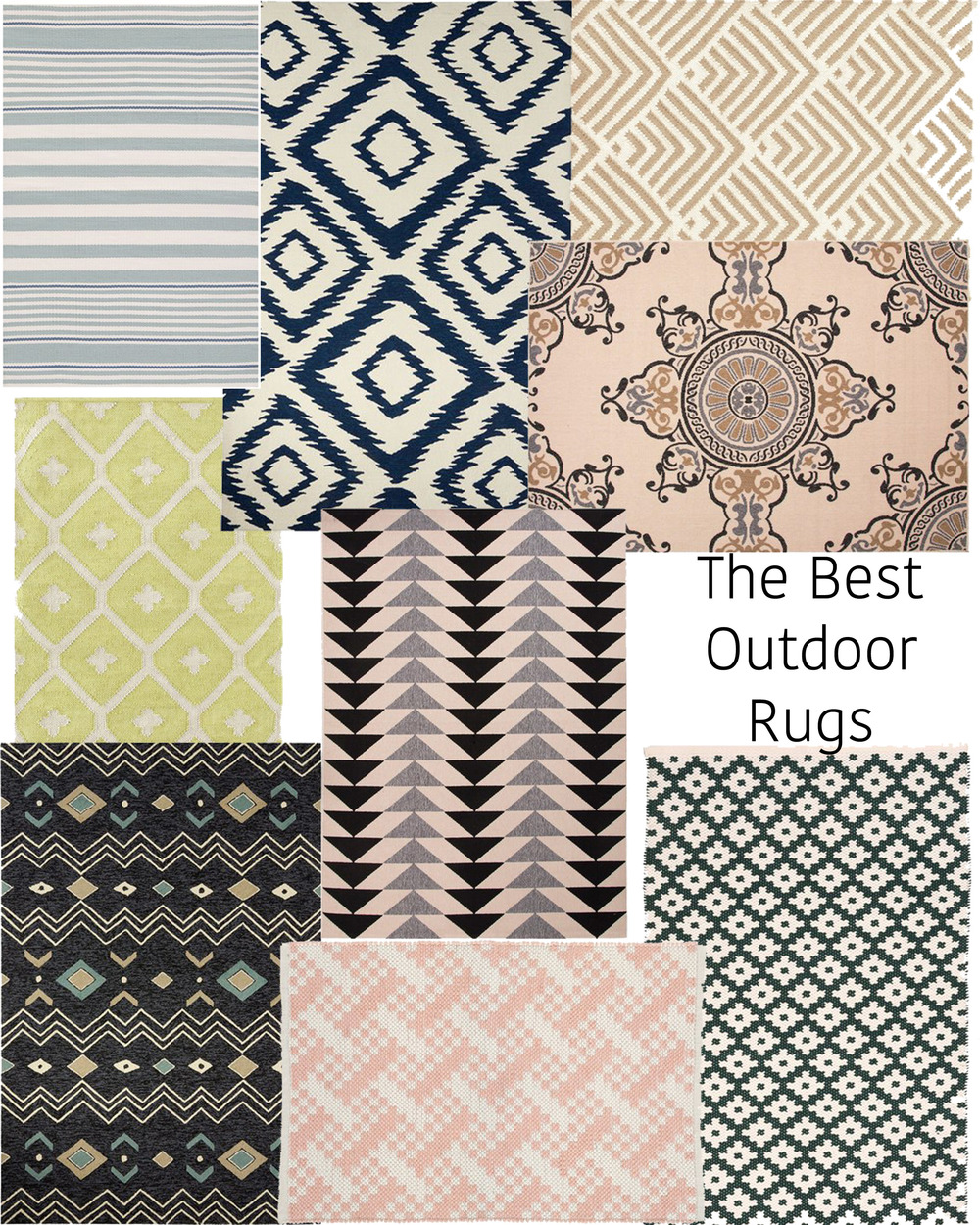 The Best of Outdoor Rugs Polished Closets