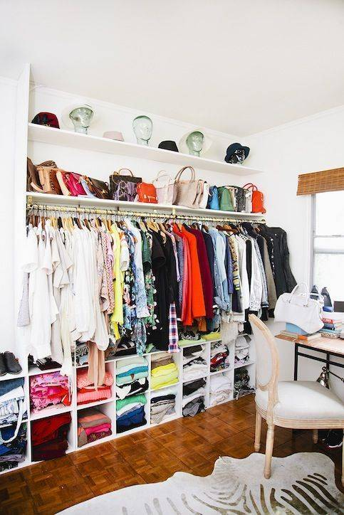 Turn A Spare Room Into A Walk In Closet Polished Closets