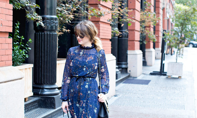 NYC Look 1 + The Truth About NYFW