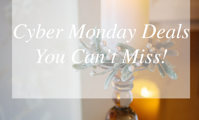 Cyber Monday Sales You Can't Miss