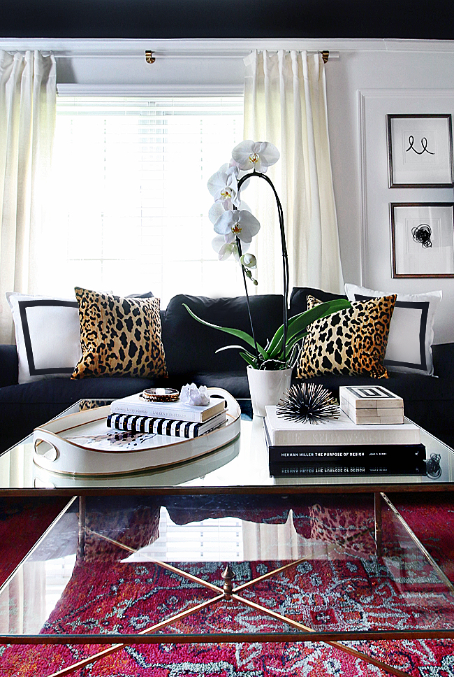 Tidy Tuesday || Coffee Table Inspiration - Polished Closets on Coffee Table Inspiration  id=22791