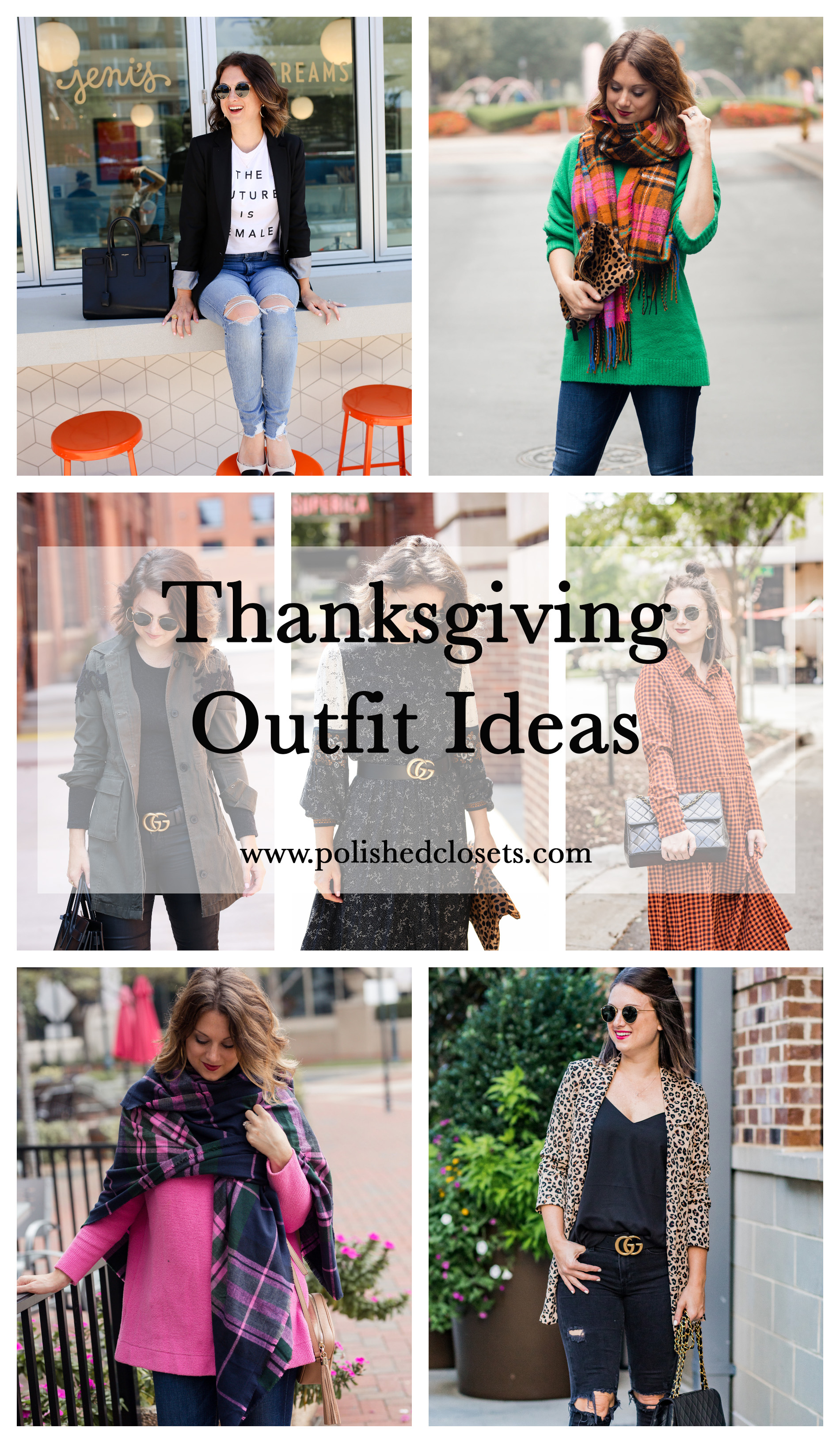 9a86e71049a Thanksgiving Outfit Ideas - Polished Closets