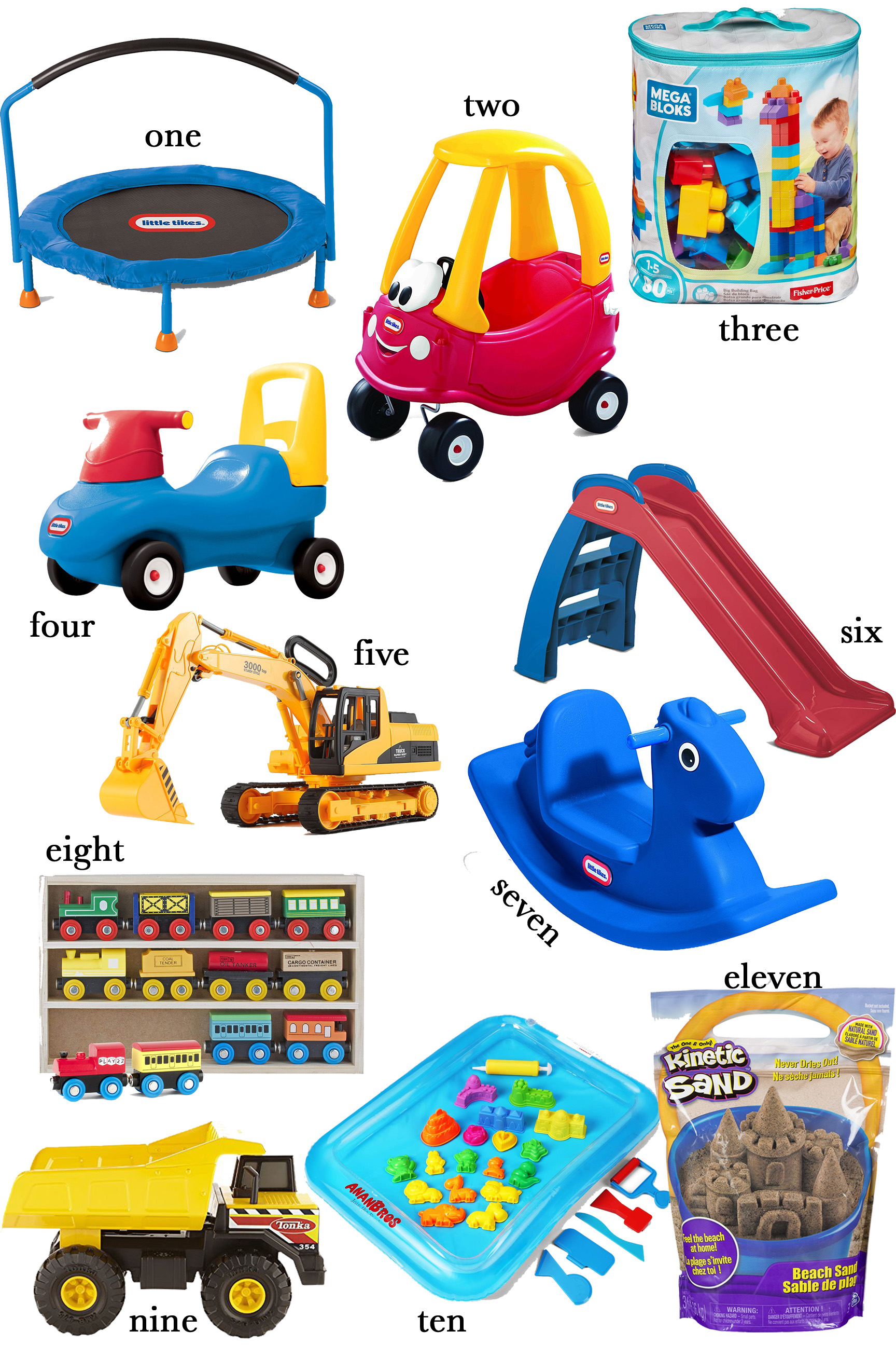 Best Toys for Toddler Boys - Polished Closets